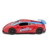 超級英雄合金迴力車-蜘蛛