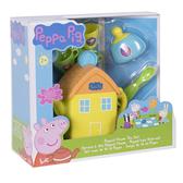 《 Peppa Pig 》粉紅豬小妹房屋茶壺組╭★ JOYBUS玩具百貨