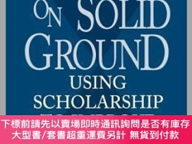 二手書博民逛書店預訂Teaching罕見On Solid Ground: Using Scholarship To Improve