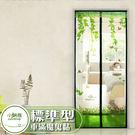 【小銅板】標準型防蚊門簾  寬90x高2...