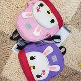 帆布卡通書包定做幼兒園寶寶男女小孩1-3-5歲2背包包