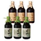 【豆油伯】缸甘醬油組(缸底醬油x3+甘田...