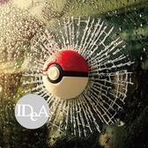 3D立體車貼 Pokemon GO 精靈寶可夢 皮卡丘 搞笑 神奇寶貝 汽車百貨 搞怪 惡搞 汽車貼紙