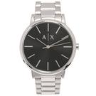 A/X Armani Exchange 極簡質感時尚鋼帶腕錶42mm(AX2700)271021