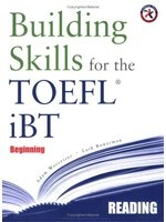 二手書博民逛書店 《Building Skills for the TOEFL iBT, Beginning Reading》 R2Y ISBN:1599660008│AdamWorcester