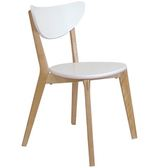 DIY諾米拉簡約靠背餐椅