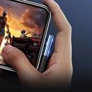 TOTU Lightning/iPhone充電線傳輸線編織線快充線 彎頭手遊 極速系列 120cm 藍色