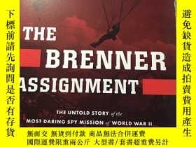 二手書博民逛書店The罕見Brenner Assignment: The Unt