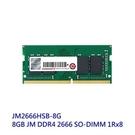 新風尚潮流 創見 筆電記憶體 【JM2666HSB-8G】 DDR4-2666 8GB JetRam