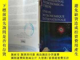 二手書博民逛書店INTERNATIONAL罕見ASTRONOMICAL UNIO