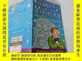 二手書博民逛書店Mr罕見Majeika andthe School Inspector:Majeika先生和學校督察Y2003