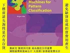 二手書博民逛書店Support罕見Vector Machines For Pattern ClassificationY255