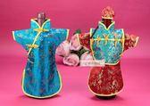 一定要幸福哦~~中國風酒瓶套~喜糖、喜籃、簽名筆、結婚證書