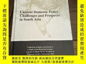 二手書博民逛書店Current罕見domestic policy challenge and prospects in South