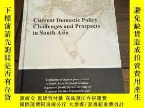 二手書博民逛書店Current罕見domestic policy challenge and prospects in South