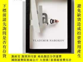 二手書博民逛書店納博科夫:愛達或愛欲罕見英文原版 Ada, Or Ardor Vladimir Nabokov 世界現當代文學