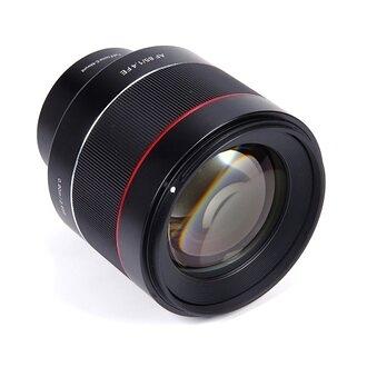 【聖影數位】SAMYANG AF 85mm F1.4 FE 大光圈 自動對焦 For Sony FE E-Mount 正成公司貨 SYPCAF85-SFE