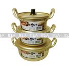 IDEA韓國泡麵鍋 黃鋁鍋 電磁爐鍋具 瓦斯爐  廚房用品 18cm  韓式料理 拉麵