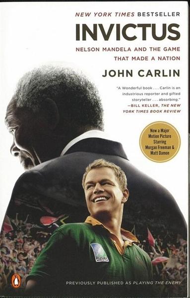 (二手書)Invictus: Nelson Mandela and the Game That Made a Nation
