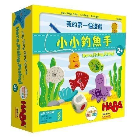 『高雄龐奇桌遊』  小小釣魚手 Here Fishy Fishy 繁體中文版 正版桌上遊戲專賣店