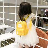 幼兒園迷你雙肩包嬰兒寶寶防走失背包1-3-5歲男女童書包輕便布包【萬聖節88折