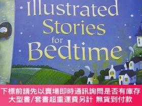 二手書博民逛書店Usborne罕見Illustrated Stories for BedtimeY9636 Various U