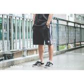 ISNEAKERS Adidas original pants CW2980 三線短褲 棉褲 黑色