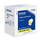 EPSON S050747 原廠黃色碳粉匣C300N/300DN