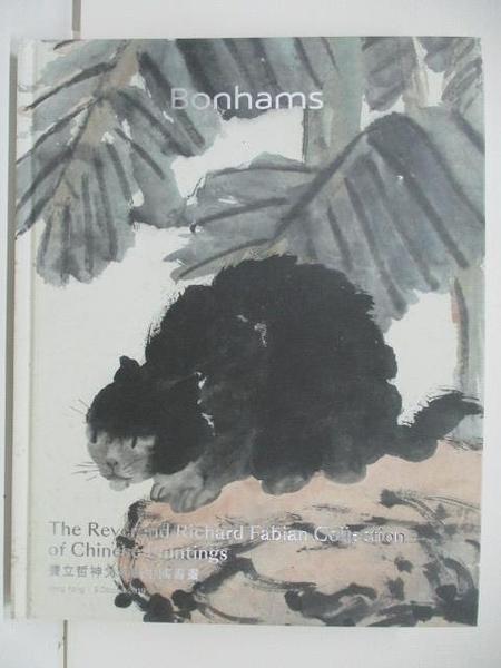 【書寶二手書T1/收藏_DPT】Bonhams_The Reverend Richard Fabian…Paintings_2019/10/9