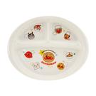 金正陶器 麵包超人輕瓷三格餐盤