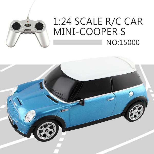 【瑪琍歐玩具】1:24 MINI COOPER S遙控車/15000