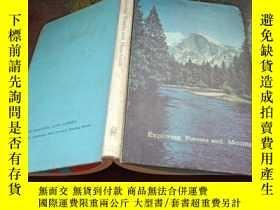 二手書博民逛書店Exploring罕見Forests and mountains