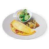 起司蛋捲早午餐套餐(附60元飲品)