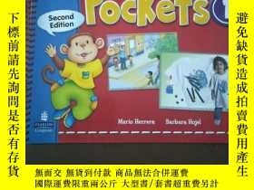 二手書博民逛書店pockets1活頁罕見。Y22128 pockets pock