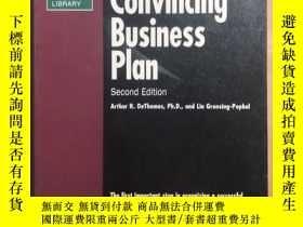 二手書博民逛書店Writing罕見a convincing business p