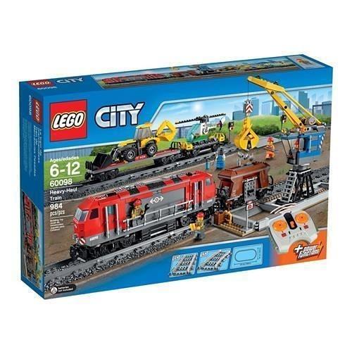 LEGO 樂高 City 60098 Heavy-haul Train