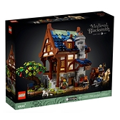 LEGO樂高 IDEAS系列 中世紀鐵匠_ LG21325