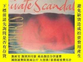 二手書博民逛書店私人醜聞罕見private scandals(英文原版小說) B