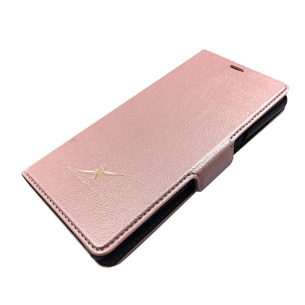 Samsung Note8 防電磁波手機皮套玫瑰粉色【Moxie 摩新科技】