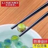 家用筷子一人一雙創意禮品筷子日式合金筷子個性筷子套裝消費滿一千現折一百