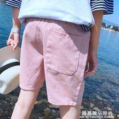 短褲男夏天男士沙灘褲夏季學生5分休閒運動五分褲韓版潮流大褲衩