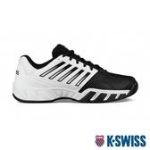 K-SWISS Bigshot Light 3輕量網球鞋-男-白/黑