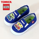 男童 TOMICA 7727 多美小汽車 台灣製造套腳式包鞋 室內鞋 幼稚園鞋 休閒鞋 帆布鞋 59鞋廊
