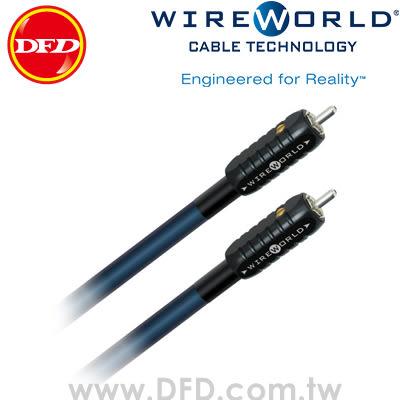 WIREWORLD OASIS 7 綠洲 4.0M Subwoofer cables 重低音訊號線 原廠公司貨