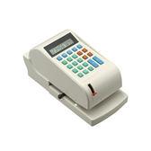 【UIPIN】U-600D Plus 光電投影微電腦數字(數字:123…)支票機 (100%台灣製造)