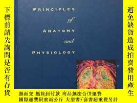 二手書博民逛書店PRINCIPLES罕見of ANATOMY and PHYSI