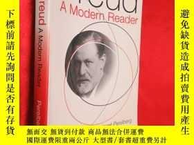 二手書博民逛書店Freud罕見- A Modern Reader 【詳見圖】Y5