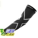 [美國直購] 2XU Compression Recovery Arm Sleeves 臂袖 L-XL(Black)