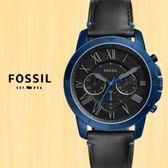 FOSSIL美國品牌Grant 純粹男人魅力時尚腕錶FS5342原廠公司貨/禮物/情人節