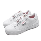 Puma 休閒鞋 Cali X Hello Kitty Wns 白 小白鞋 厚底 女鞋 基本款【ACS】 37232801